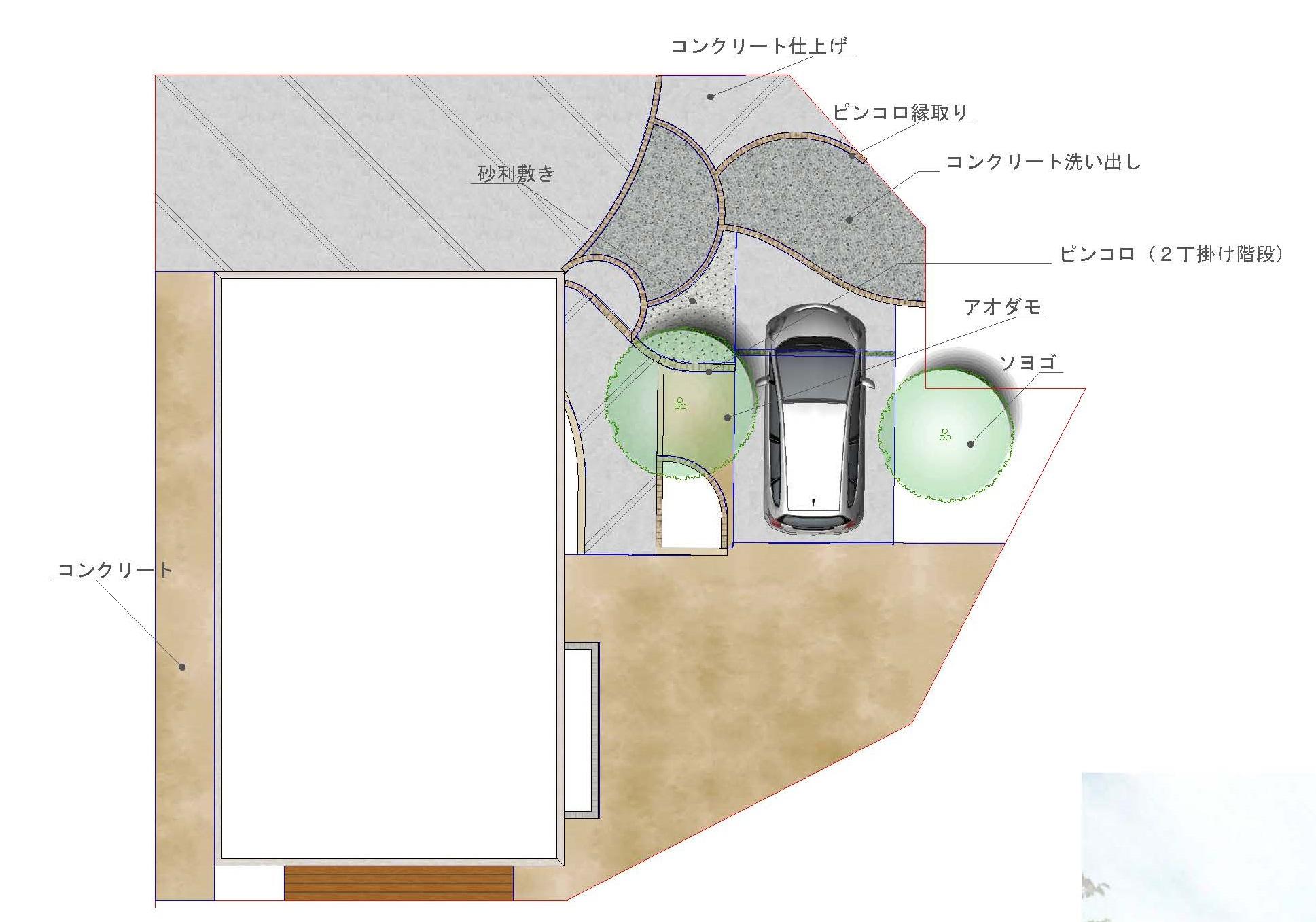T様ガレージ (2015年4月)