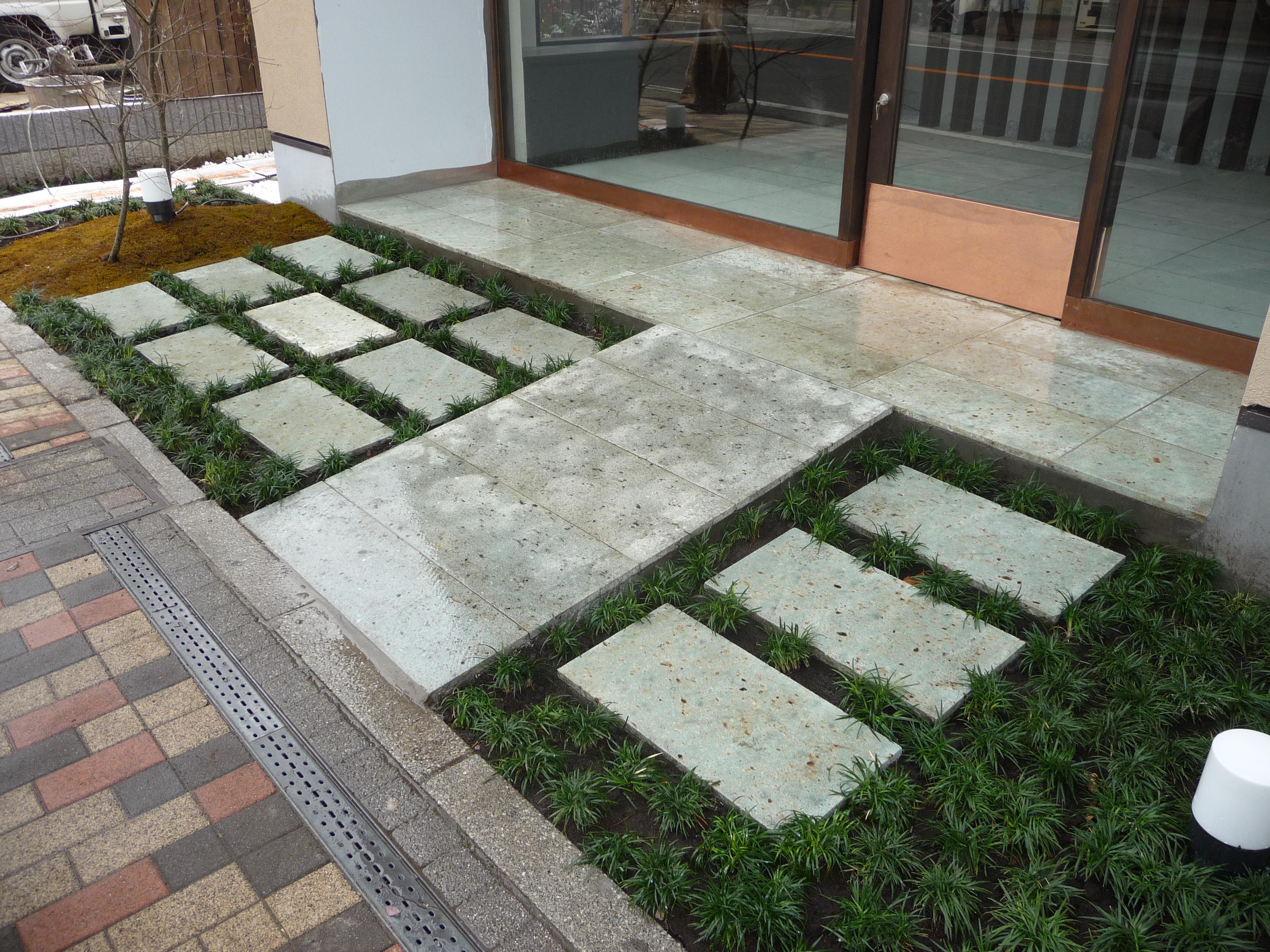 鎌倉市のエクステリア工事