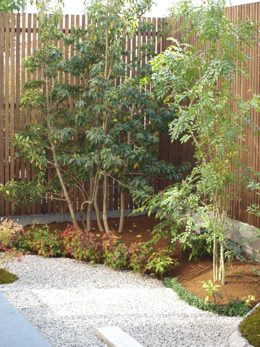 藤沢市の和風庭園工事例