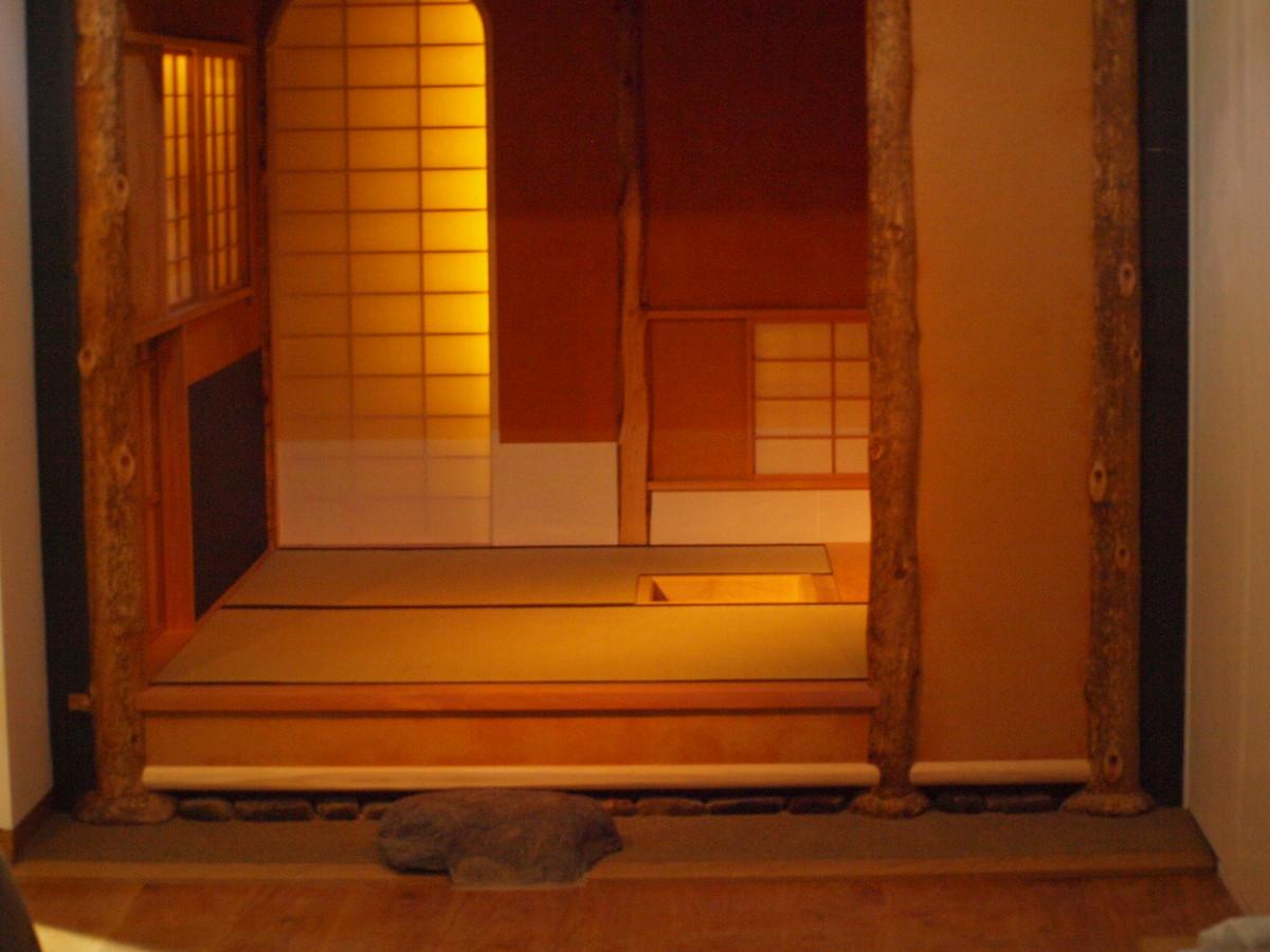 イギリスアシュモリアン美術館のモダン和風庭園施工事例