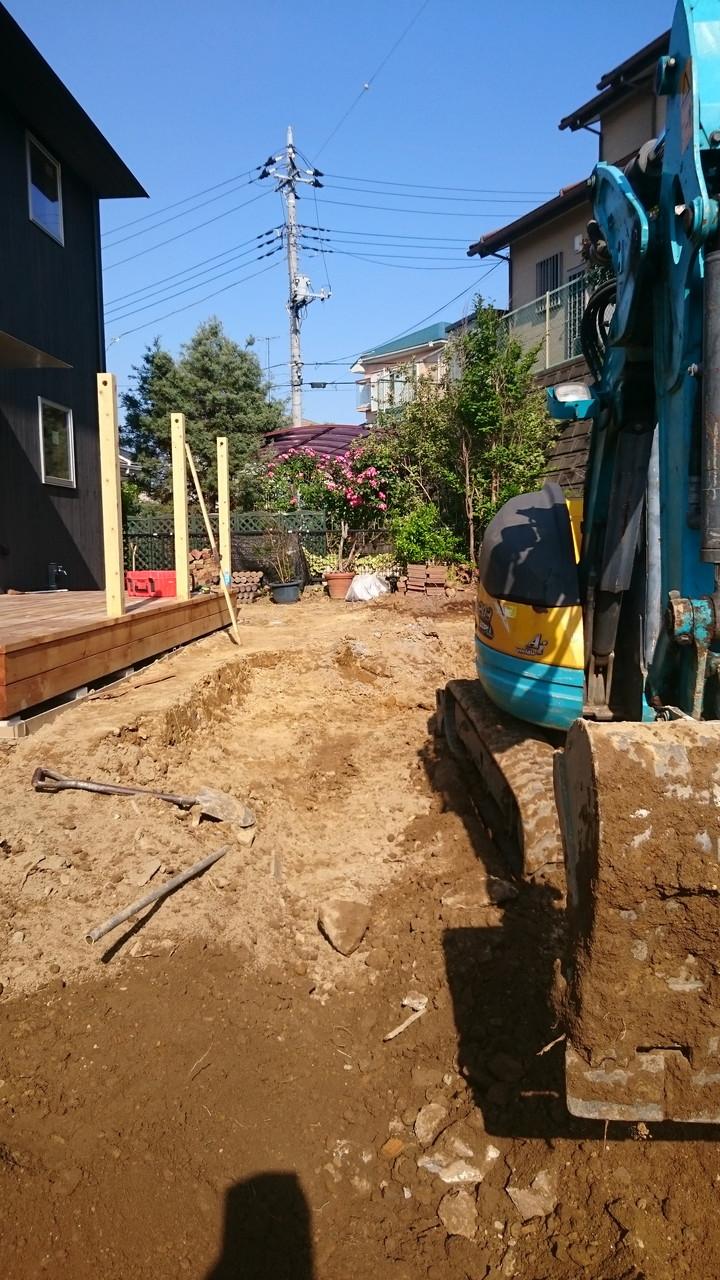 土浦市の外構工事