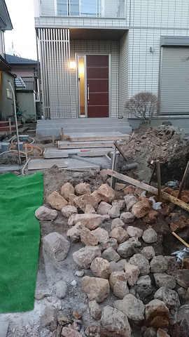鎌倉市エクステリア工事