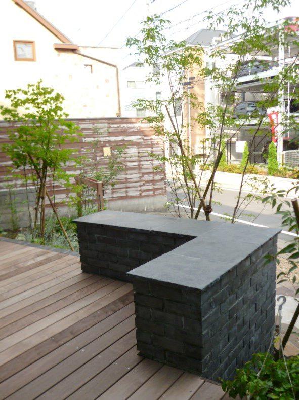横浜市のガーデニング工事