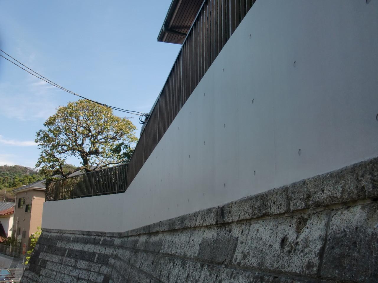 鎌倉市の外構工事