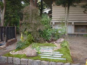 鶴岡八幡宮 庭園展示会
