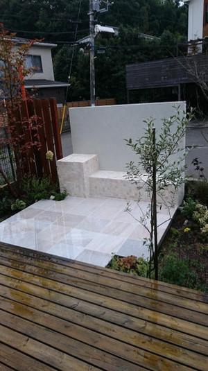 ガーデン施工事例