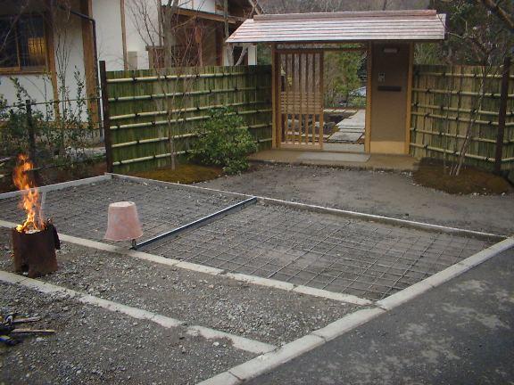 和風庭園工事