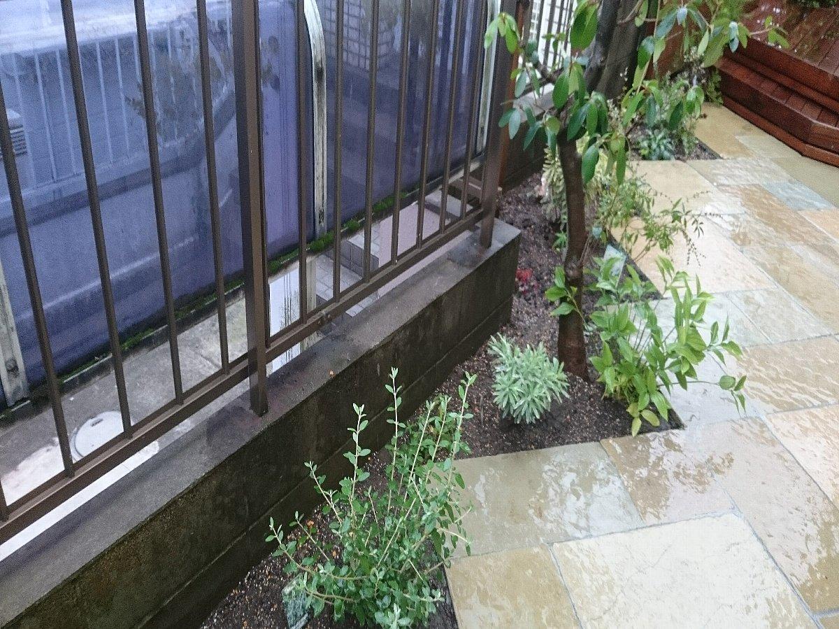 横浜市でのお庭のリフォーム(リガーデン)