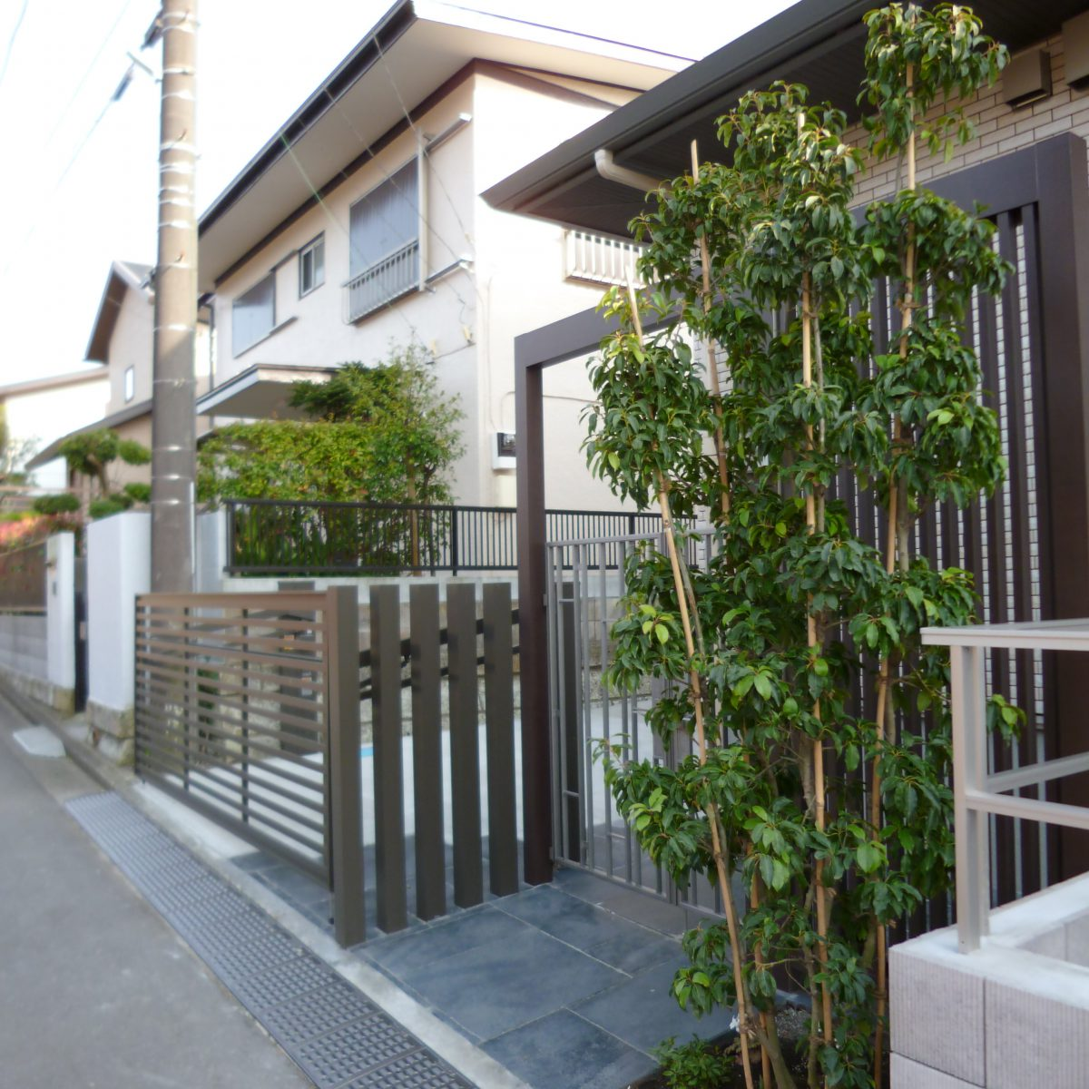 藤沢市の外構工事
