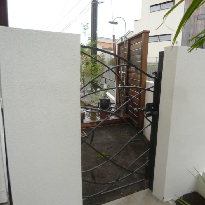 鎌倉市 海沿い高台新築工事