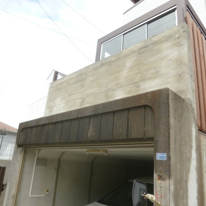 横浜市 独立サンルーム含むオリエンタルモダン新築工事
