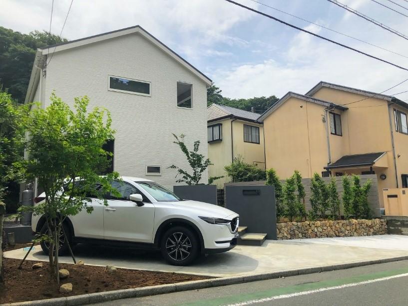 鎌倉市 外構まわり工事例